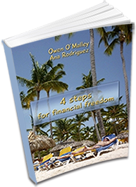 4 Steps for Financial Freedom